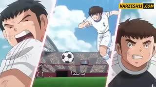 قسمت 50 فوتبالیستها با زیرنویس فارسی