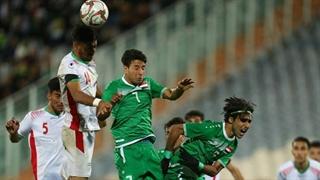 خلاصۀ دیدار امید ایران 0_0 امید عراق (مقدماتی المپیک 2020)