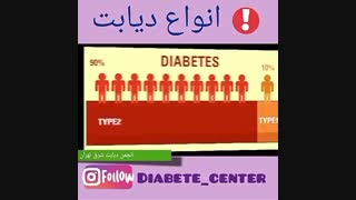انواع دیابت | انجمن دیابت شرق
