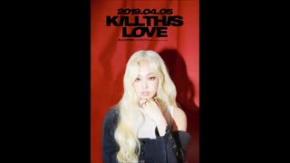-BLACKPINK-Jennie Kim-teaser of kill this love