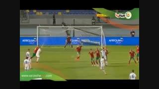 خلاصه بازی مراکش 0 - آرژانتین 1 (7-1-1397)