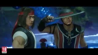 دومین تریلر داستانی بازی Mortal Kombat 11