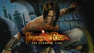 زیر خاکی | Prince of Persia The Sands of Time