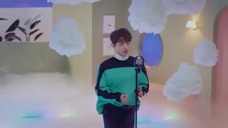YOON JISUNG(WANNAONE)-IN THE RAIN-MV