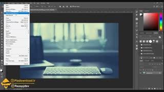 آموزش روش های مختلف باز کردن عکس در فتوشاپ