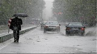 سازمان هواشناسی کشور: سامانه جدید بارش ها از روز یکشنبه وارد کشور خواهد شد