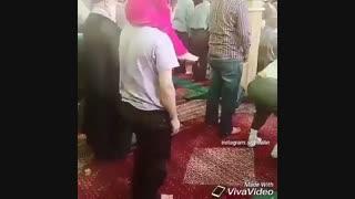 نماز خواندن به نوعی دختر