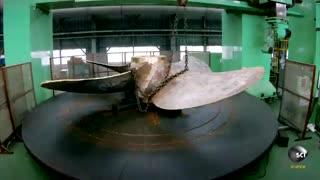 ساخت پروانه کشتی باربری