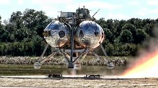 تست پرواز و فرود سفینه های ناسا