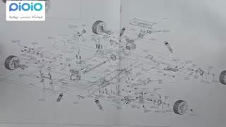 ماشین کنترلی آفرود مدل POWERSPORT | فروشگاه اینترنتی پیویو