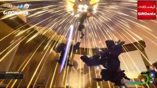 تریلر جدید بازی Kingdom Hearts 3