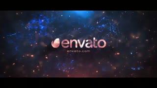 پروژه آماده نمایش لوگو سینمایی برای افتر افکت و پریمیر - Cinematic Logo