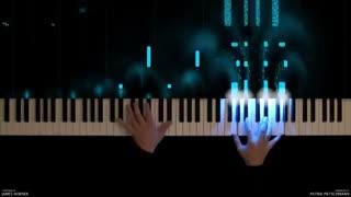 اجرای زیبای آهنگ آواتار با پیانو