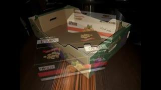 انواع جعبه و کارتن بسته بندی صادراتی