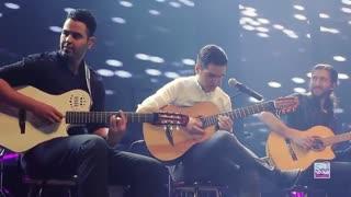 اجرای زنده و فوق العاده آهنگ بهت قول میدم از محسن یگانه با 57 میلیون بازدید