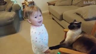 لحظه های خنده دار کودکی