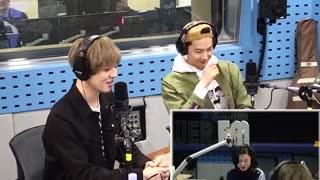 (Choi Hwa jung power time with JUS2 (GOT7 برنامه رادیویی با یونیت یوگیوم و جی بی+ زیرنویس