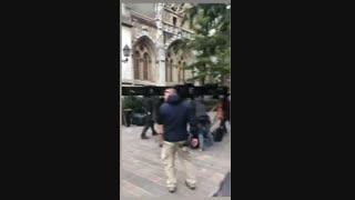 ویدئویی منتشر شده از صحنه فیلمبرداری سریال The Witcher
