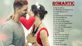 Best Love Songs 70's80's Romantic Songs - English Love Songs New Collection