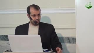 استاد خاتمی نژاد - دست های بسته اسلام رحمانی در قیامت