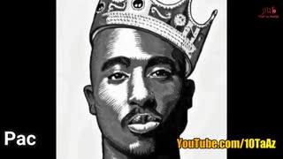 زندگینامه توپاک شکور - Tupac Shakur(2Pac)