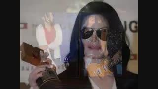 نماهنگی از اهنگ مایکل جکسون Speechless