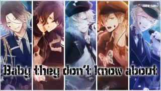 They Don't Know About Us - Nightcore