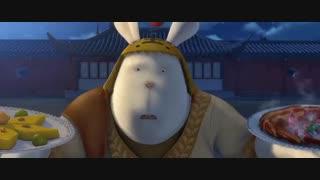 انیمیشن افسانه خرگوش کونگ فوکار - Legend of Kung Fu Rabbit 2011 با دوبله فارسی