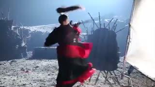 پشت صحنه ی سریال چینی افسانه ها the legends(توضیحات مهم)