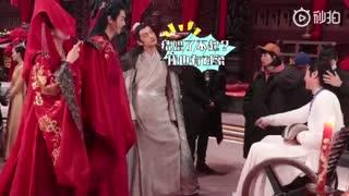 پشت صحنه ی سریال چینی افسانه ها the legends (توضیحات مهم)
