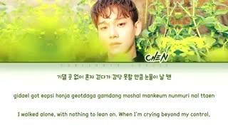 Chen (첸) - I'll Be There (먼저 가 있을게) [Color Coded Lyrics |Han|Rom|Eng|가사]