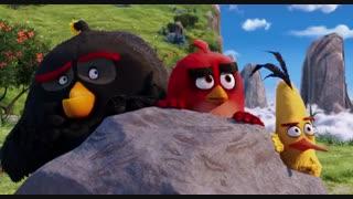 انیمیشن پرندگان خشمگین - Angry Birds 2016 با دوبله فارسی
