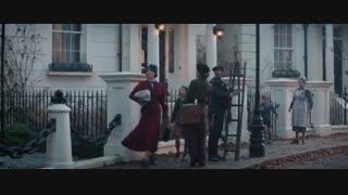دانلود فیلم کمدی فانتزی بازگشت مری پاپینز 2018 - با زیرنویس چسبیده