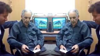 گاه پرسم ز خود چرا با عشق، طی نشد دوره ی جوانی من : شعر و خوانش محمد قهرمان