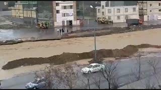 رودخانه شهر ازنا