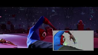 ساخت انیمیشن SPIDER-MAN: INTO THE SPIDER-VERSE