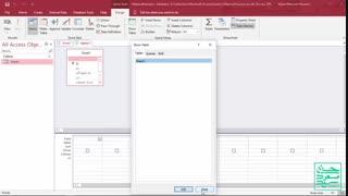 آموزش کوئری Update در اکسس (بخش سوم)