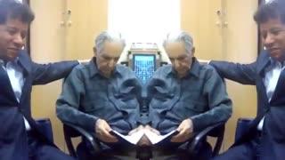 شعر خوانی استاد محمد قهرمان