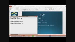 آموزش BGP همسایگی iBGP و eBGP