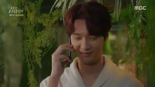 قسمت اول سریال کره ای عشق در غم . عشق غم انگیز  Love in Sadness