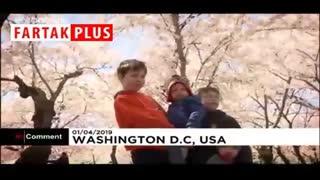 فصل شکوفههای گیلاس در واشنگتن