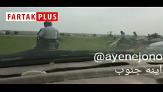 لحظه تصادف مرگبار موتورسیکلت با پراید در برازجان