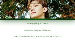CHEN-SORRY NOT SORRY