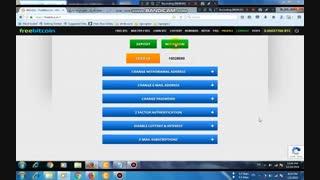 freebitcoin کسب بیت کوین رایگان از سایت