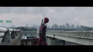 من باز کراش زدم! @_@ ...Deadpool چقد خوبهههههههـ *-*
