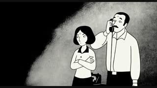 انیمه فیلم سینمایی پرسپولیس 2007 زیرنویس فارسی