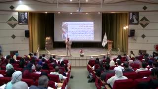 سخنرانی دکتر علیرضا آزمندیان با موضوع مدیریت اقدام ها