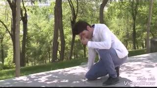 بانوی شیرین اخم با بازی عاشقانه و زیبای مریم آهنگر و محسن ورمزیار به کارگردانی ابراهیم اکبری