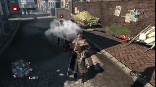 باحال ترین باگ سری بازیهای Assassins