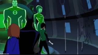 دانلود انیمیشن لیگ عدالت علیه پنج مرگبار Justice League vs the Fatal Five 2019 با زیرنویس چسبیده فارسی